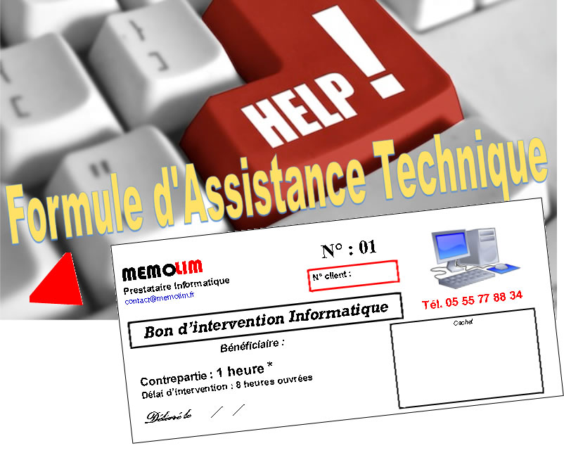 formule assistance technique